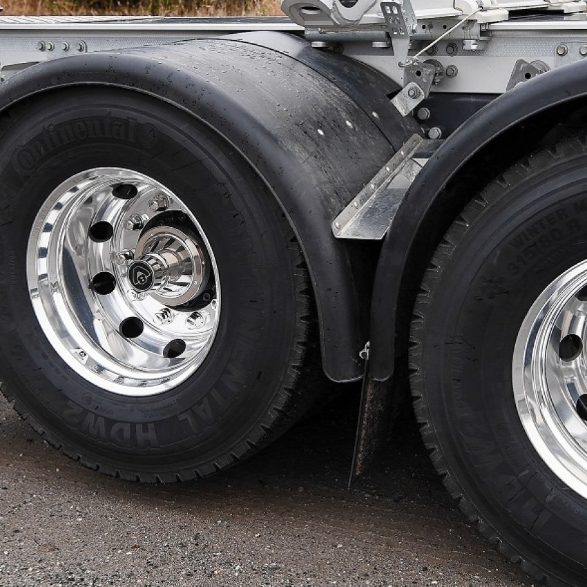 Scania launches new tandem bogie axle thumbnail image