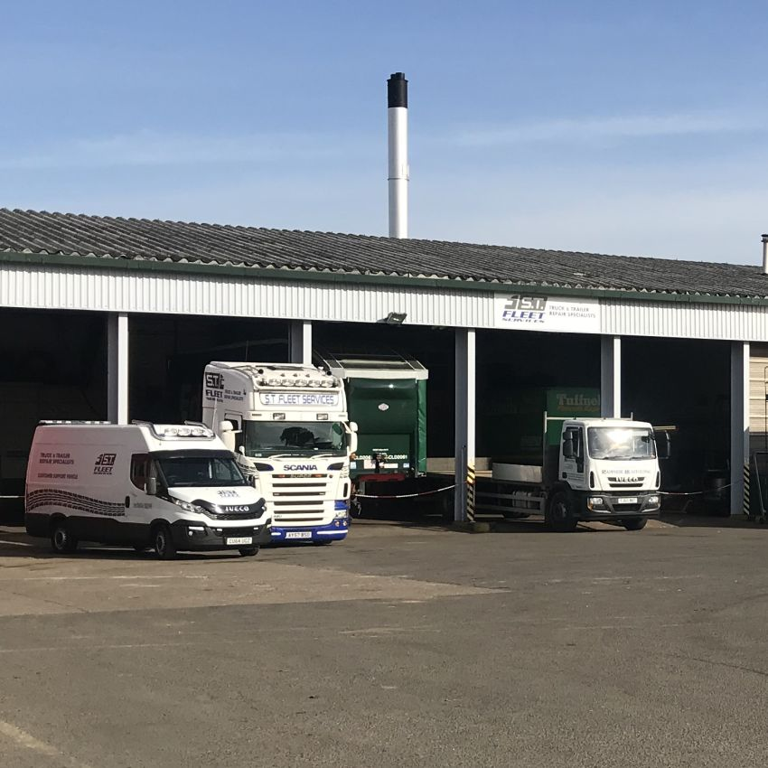 TruckEast acquires Northampton based ST Fleet thumbnail image