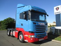 Scania R410 KU14 OMD Highline Streamline