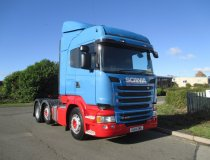 Scania R410 KU14 OMG Highline Streamline