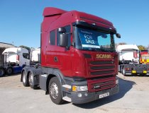 Scania R450 KT15 VTW Highline Streamline