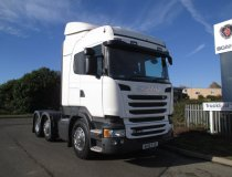 Scania R450 KU15 FJD Highline Streamline