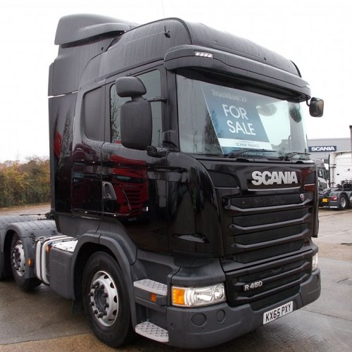 Scania R450 KX65 PXY Highline Streamline